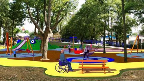 Parco Inclusivo A Bia Quando Si Puo Realizzare Un Sogno